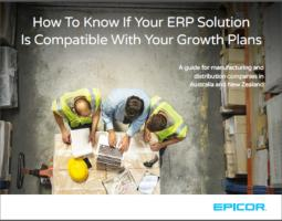 IS your ERP solution compatible with growth
