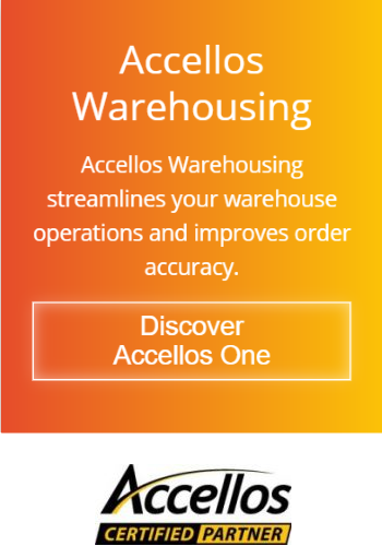 Accellos warehousing