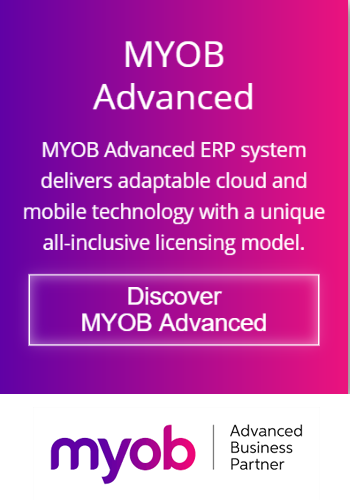 MYOB Advanced
