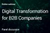 Recording -Digital transformation for B2B companies