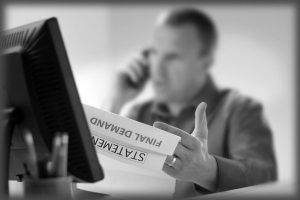 Automating debt collection