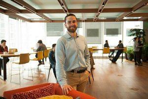 Rob Keith Salesforce Ventures Australia