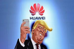 Trump Huawei Gao #WMC